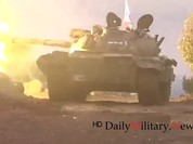 Video: Quân đội Syria giành được 80% thành phố Sheikh Miskeen