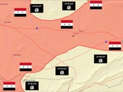 Video: Quân đội Syria vây hãm Qaryatayn tỉnh Homs