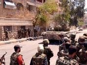 Đặc nhiệm Syria đánh chiếm nhiều khu dân cư Đông Ghouta, Damascus