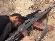 Thủ lĩnh nhóm Saif al-Sham Terrorist bị tiêu diệt ở Dara'a
