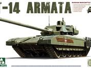 Video: Tăng Arnata T-14 nã pháo như súng bắn tỉa