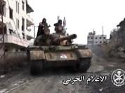 Video: Quân đội Syria giải phóng thành phố Sheikh Miskeen