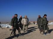 """Hậu trận Sheikh - Miskeen: Quân Chính phủ Syria thọc ngang """"yết hầu"""" Darayya-Muademiya"""