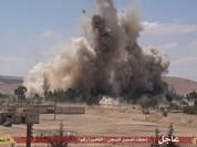 Quân đội Syria chuẩn bị cho chiến dịch giải phóng Palmyra