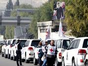 Dù có hàng viện trợ quốc tế, người dân Syria vẫn tiếp tuc chết đói ở Madaya