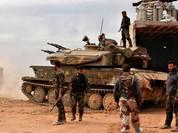 Quân đội Syria giành được làng Duwayr Al-Zeitoun, Aleppo