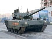 Choáng ngợp uy lực siêu tăng Armata Nga