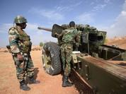 Lữ đoàn 103 đánh chiếm thị trấn Ara, Đông bắc Latakia