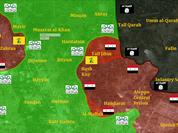 Quân đội Syria chuẩn bị giải phóng thị trấn Nubl và Zahraa