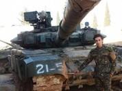 Video: Uy mãnh xe tăng T-90A trên chiến trường Aleppo, Syria