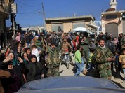 Quân đội Syria mở rộng truy quét ngoại vi hai thị trấn Nubul và al-Zahra