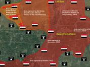 Lực lượng Tiger giải phóng Al-Sin, IS rơi vào chảo lửa Đông Aleppo