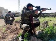 Không quân Syria tiêu diệt hàng chục tay súng Hồi giáo cực đoan ở tỉnh Hama