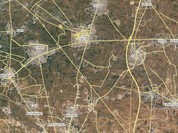Sư đoàn thiết giáp  5 đánh chiếm thị trấn Itman, mở rộng tấn công trên tỉnh Dara'a
