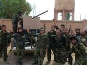 Đặc nhiệm Syria đánh chiếm một số địa bàn ở Darayya, Damascus