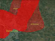 Quân đội Syria quyết tâm giải phóng thành phố Daraa