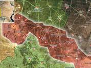 Sư đoàn cơ giới Syria quyết chiếm thị trấn Bayyanoun
