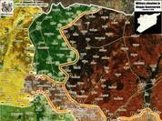 Quân đội Syria diệt hàng trăm tay súng cực đoan