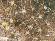 Hezbollah, Quân đội Syria tấn công thị trấn Bayyanoun Kafr Naya, Bắc Aleppo