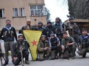 Lực lượng dân quân người Kurd YPG giành được nhiều làng ở Aleppo