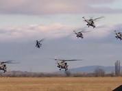 Video: Cận cảnh cuộc diễn tập của quân đội Nga ở Crimea