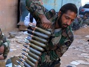 Không quân Nga - Syria phối hợp tấn công dữ dội vào phiến quân Hồi giáo