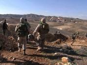 Quân đội Syria, Hezbollah tấn công đánh chiếm làng Tannourah