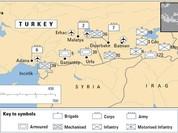 Thực tế quan hệ và lợi ích Mỹ, Thổ Nhĩ Kỳ với người Kurd ở Syria