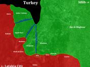 Lữ đoàn 103 chiếm làng Aras, còn 10 km đến biên giới Thổ Nhĩ Kỳ