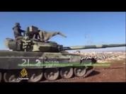 Chùm video chiến sự Syria trên các chiến trường