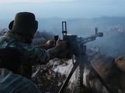 Lữ đoàn 103 đánh chiếm cao điểm khống chế biên giới với Thổ Nhĩ Kỳ
