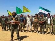 Lực lượng Dân chủ Syria SDF bất ngờ tấn công Quân đội Syria tự do FSA