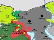 Aleppo, chiến trường quyết định thành bại cuộc chiến chống khủng bố Syria