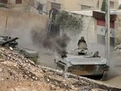 Quân đội Syria giải tỏa tuyến đường cao tốc Damascus - Homs