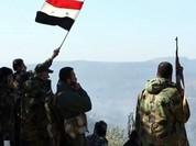 Tại Deir Ezzor, quân đội Syria tiêu diệt nhiều tay súng IS nước ngoài