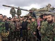 Sư đoàn Tigers nỗ lực dồn IS vào chảo lửa trên bình nguyên Al-Safira