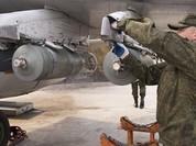 Không quân Vũ trụ Nga đạt 52% hiện đại hóa, tiếp tục không kích ở Syria