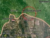 Lữ đoàn biệt kích 103 giải phóng 3 làng liên tiếp ở Bắc Aleppo