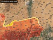 Chiến trường Aleppo, một bước tiến mới của quân đội Syria