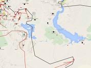 Quân đội Syria tiêu diệt gần 100 tay súng khủng bố trên toàn Syria
