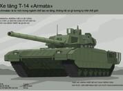 Video: Khám phá bí mật tháp pháo xe tăng T-14 Armata