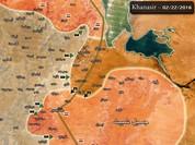 Quân đội Syria giành lại thêm được hai làng trên tuyến đường đến Aleppo