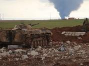 Quân đội Syria bị đẩy lùi, IS đánh chiếm thành phố nông thôn Khanasser