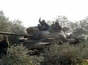 Lữ đoàn 103 đánh chiếm nhiều cao điểm, cận kề đóng cửa biên giới Thổ Nhĩ Kỳ