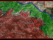 Lực lượng biệt kích Syria chuẩn bị đóng cửa biên giới Thổ Nhĩ Kỳ Latakia