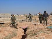 Tỉnh Daraa, quân đội Syria diệt hơn 20 phần tử khủng bố