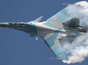 Không quân Nga không kích dữ dội Al Nusra ở Tây Aleppo