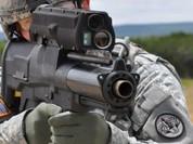 Năm 2017, lính thủy đánh bộ Mỹ nhận súng phóng lựu thông minh XM25
