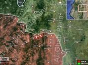 Lữ đoàn biệt kích 103 bắt đầu tấn công làng Kabani, Latakia