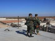 Quân đội Syria tấn công làng Kabani tỉnh Latakia, chuẩn bị đánh sang tỉnh Idlib